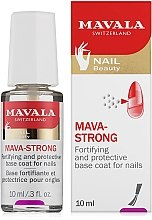 Düfte, Parfümerie und Kosmetik Nagelüberlack - Mavala Colorfix Strong Flexible Top Coat