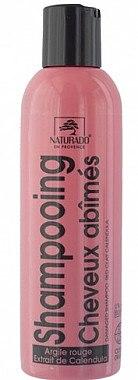Shampoo für geschädigtes Haar - Naturado Shampoo Cosmos Organic — Bild N1