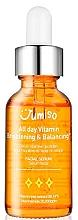 Düfte, Parfümerie und Kosmetik Aufhellendes Gesichtsserum mit Vitaminen A, B, C und E - HelloSkin Jumiso All Day Vitamin Brightening & Balancing Facial Serum