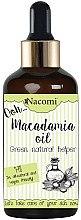 Düfte, Parfümerie und Kosmetik Macadamiaöl für den Körper - Nacomi Macadamia Oil