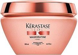 Düfte, Parfümerie und Kosmetik Glättende Maske für widerspenstiges Haar - Kerastase Discipline Maskeratine