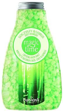 Badesalz mit Bambus - Farmona Magic Time — Bild N1