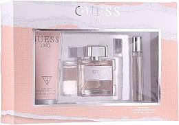 Düfte, Parfümerie und Kosmetik Guess 1981 - Duftset (Eau de Toilette 100ml + Körperlotion 200ml + Eau de Toilette 15ml)