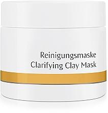 Düfte, Parfümerie und Kosmetik Tiefenreinigende Gesichtsmaske mit Tonerde - Dr. Hauschka Clarifying Clay Mask