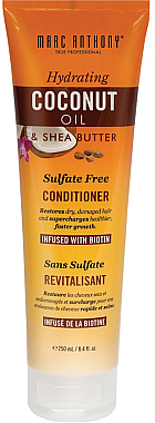 Regenerierender Conditioner mit Kokosöl und Sheabutter - Marc Anthony Coconut Oil & Shea Butter Conditioner — Bild N1