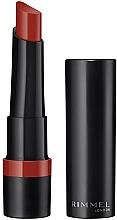 Düfte, Parfümerie und Kosmetik Mattierender Lippenstift - Rimmel Lasting Finish Matte