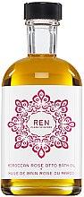 Düfte, Parfümerie und Kosmetik Beruhigendes Badeöl - Ren Moroccan Rose Otto Bath Oil