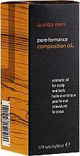 Düfte, Parfümerie und Kosmetik Beruhigendes und regenerierendes Aromaöl für Kopfhaut, Haar und Körper für Männer - Aveda Men Pure-Formance Composition Oil