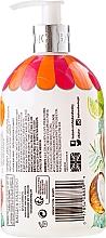 """Flüssige Handseife """"Schöllkraut"""" - Baylis & Harding Beauticology Tropical Cocktail Hand Wash — Bild N2"""
