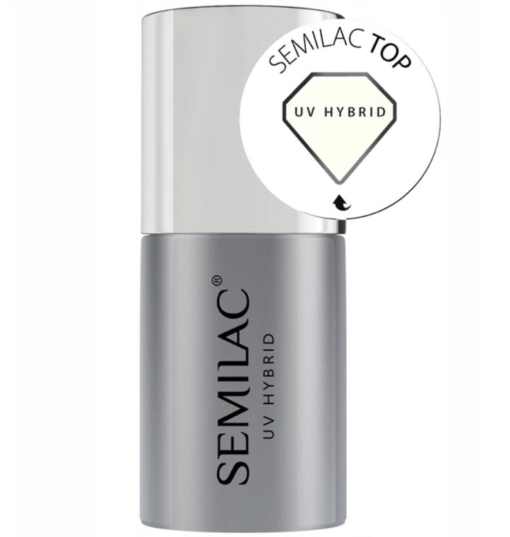 Glänzender UV Überlack - Semilac UV Hybrid
