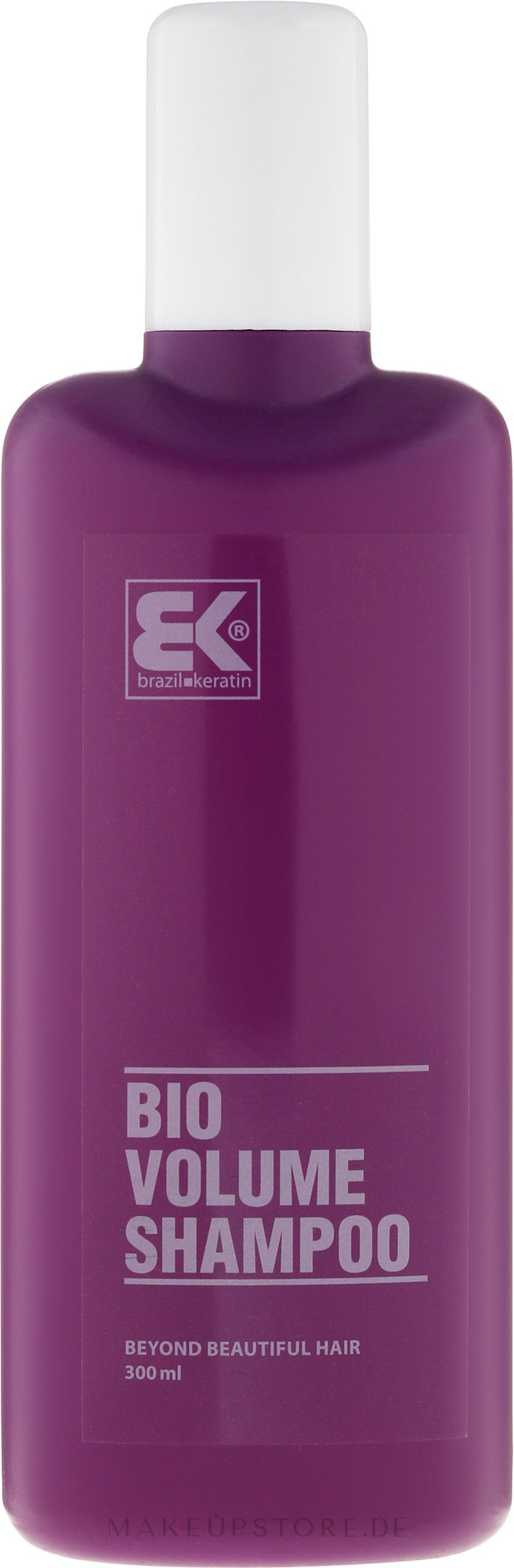 Shampoo mit Keratin für mehr Volumen - Brazil Keratin Bio Volume Shampoo — Bild 300 ml