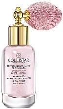 Düfte, Parfümerie und Kosmetik Parfümierter Highlighter für Haar und Körper - Collistar Perfumed Highlighting Powder Effect Body-Hair