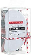 Entwirrbürste weiß-rot - Tangle Teezer Salon Elite Candy Cane — Bild N1