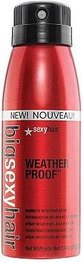 Feuchtigkeitabweisendes Haarspray - SexyHair BigSexyHair Weather Proof Humidity Resistant Spray  — Bild N1