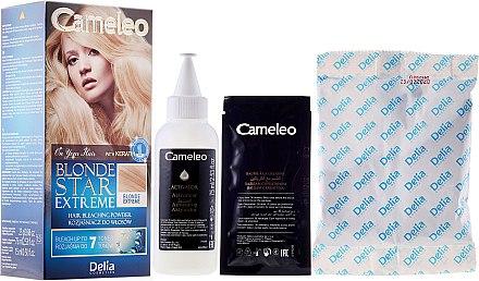 Haarbleichpulver - Delia Cameleo Blond Extreme — Bild N1