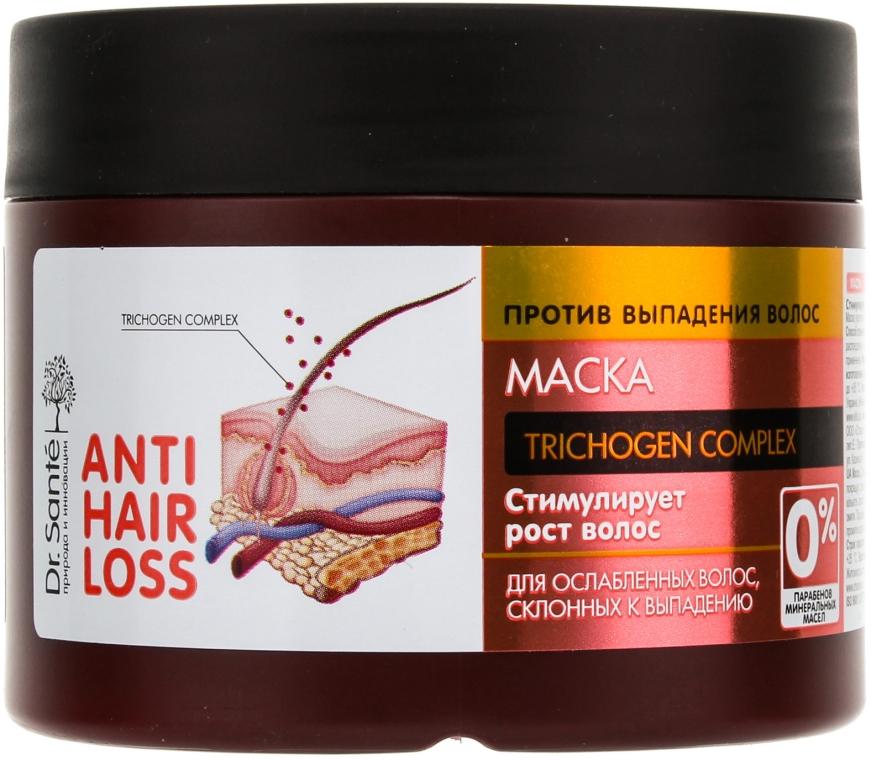 Haarwachstum stimulierende Maske - Dr. Sante Anti Hair Loss Mask