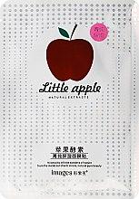 Düfte, Parfümerie und Kosmetik Gesichtsmaske mit Apfelenzymen - Images Natural Extract Little Apple Sheet Mask