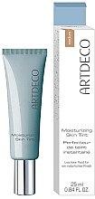 Düfte, Parfümerie und Kosmetik Feuchtigkeitsspendendes getöntes Fluid für ein natürliches Finish - Artdeco Moisturizing Skin Tint