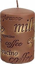 Düfte, Parfümerie und Kosmetik Dekorative Kerze Coffee - Artman Coffee Ø7 x H10 cm