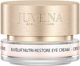 Düfte, Parfümerie und Kosmetik Pflegende Anti-Aging Augencreme - Juvena Juvelia Nutri Restore Eye Cream