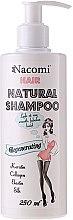 Düfte, Parfümerie und Kosmetik Pflegendes und regenerierendes Haarshampoo - Nacomi Natural Regenerating Shampoo