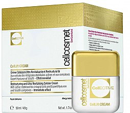 Düfte, Parfümerie und Kosmetik Anti-Aging zellulare Gesichtscreme mit Hyaluronsäure - Cellcosmet CellEctive CellLift Cream