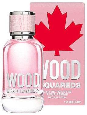 Dsquared2 Wood Pour Femme - Eau de Toilette — Bild N2