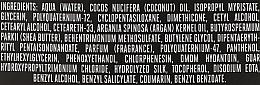 Haarspülung mit Kokosnuss- und Arganöl für lockiges und stumpfes Haar ohne Ausspülen - Arganicare Coconut Leave-In Conditioner For Curly & Dull Hair — Bild N3