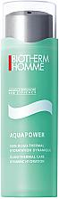 Düfte, Parfümerie und Kosmetik Feuchtigkeitsspendendes Gesichtsgel für normale und Mischhaut - Biotherm Homme Aquapower Oligo-Thermal Care Dynamic Hydration