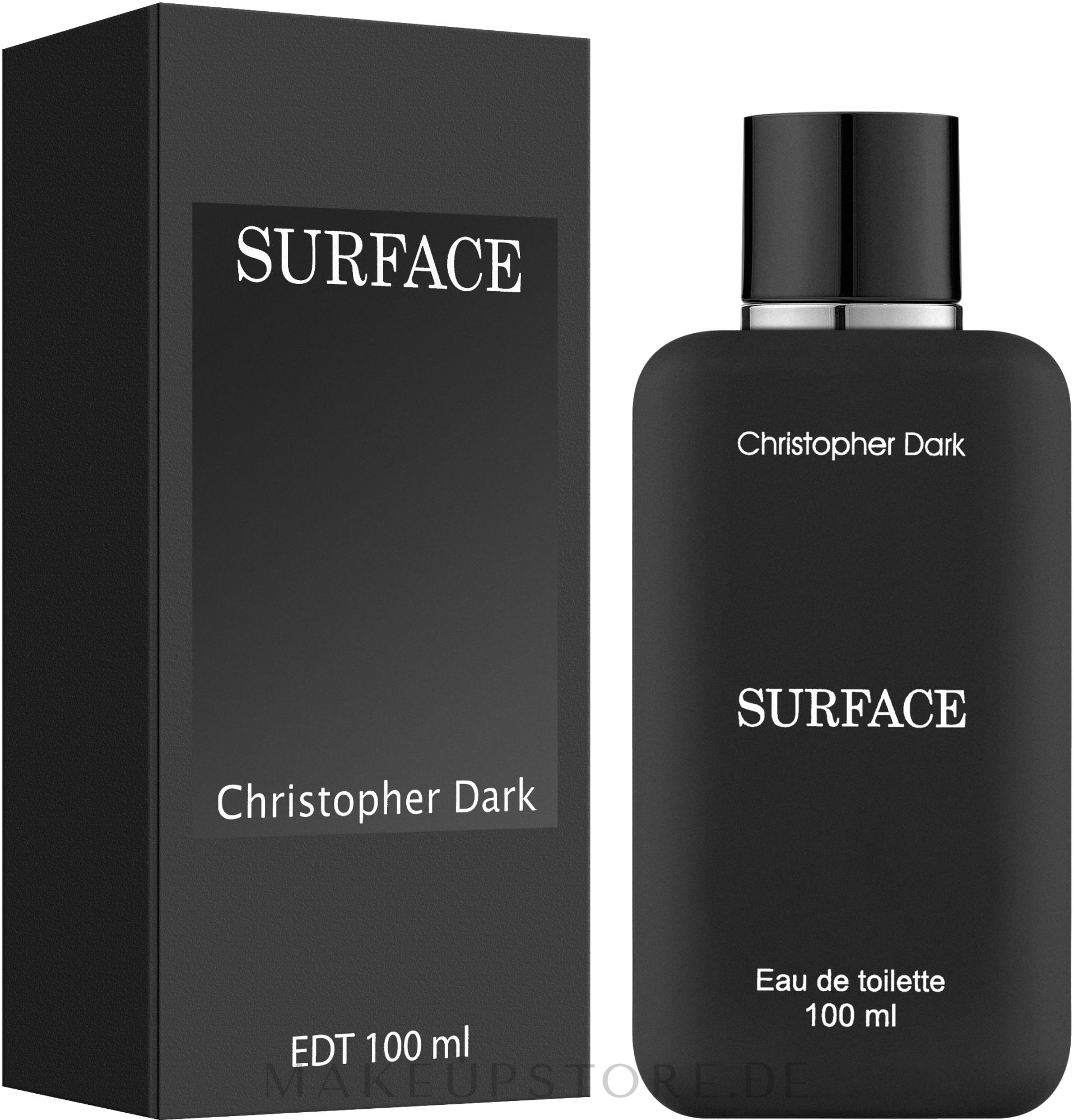 Christopher Dark Surface - Eau de Toilette — Bild 100 ml