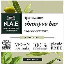 Düfte, Parfümerie und Kosmetik Festes Shampoo für trockenes Haar - N.A.E. Repairing Shampoo Bar