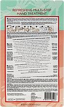 Efrischende 2-Schritt-Handpflege mit Apfel- und Grapefruitextrakt und Sheabutter - Celkin Refreshing Multi Step Hand Treatment — Bild N2