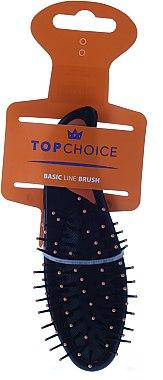 Kleine Haarbürste schwarz-orange 2007 - Top Choice — Bild N1