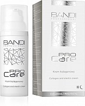 Düfte, Parfümerie und Kosmetik Gesichtscreme mit Kollagen und Elastin - Bandi Professional Pro Care Collagen And Elastin Cream