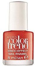 Düfte, Parfümerie und Kosmetik Nagellack - Avon Color Disco Effect Nail Enamel