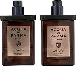Acqua di Parma Colonia Ambra Travel Spray Refills - Eau de Cologne — Bild N3