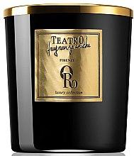 Düfte, Parfümerie und Kosmetik Duftkerze Oro - Teatro Fragranze Uniche Luxury Collection Oro Scented Candle