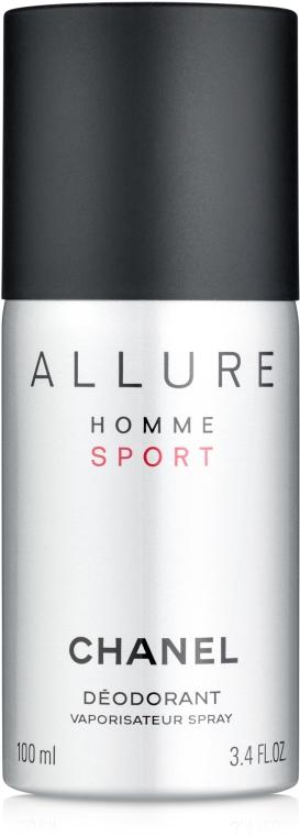 Chanel Allure Homme Sport - Parfümiertes Deospray  — Bild N1