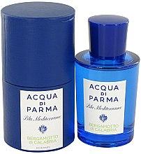 Düfte, Parfümerie und Kosmetik Acqua di Parma Blu Mediterraneo Bergamotto di Calabria - Eau de Toilette