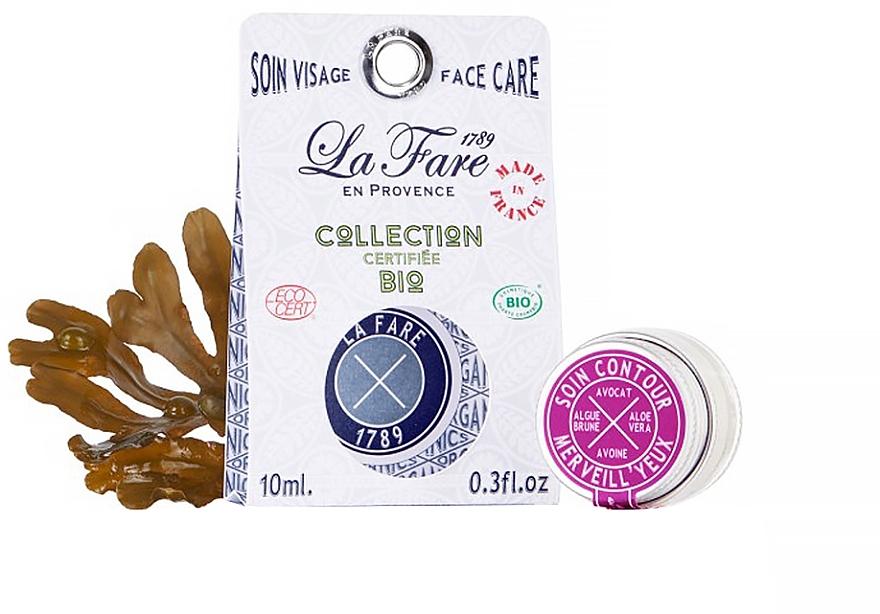 Creme für die Augenpartie - La Fare 1789 Eyes Contour Miracle Care — Bild N1