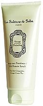 Düfte, Parfümerie und Kosmetik La Sultane de Saba Ginger Green Tea - Körperpeeling mit Seidenproteinen