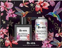 Düfte, Parfümerie und Kosmetik Duftset - Bi-Es Blossom Orchid (Eau de Parfum100ml + Körperbalsam 75ml)