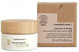 Düfte, Parfümerie und Kosmetik Reichhaltige pflegende Anti-Aging Tagescreme - Comfort Zone Sacred Nature Day Cream