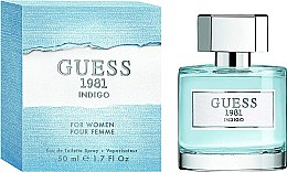 Guess 1981 Indigo for Women - Eau de Toilette — Bild N3
