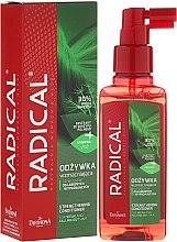 Düfte, Parfümerie und Kosmetik Stärkender Conditioner für schwaches und dünner werdendes Haar - Farmona Radical Strengthening Hair Conditioner