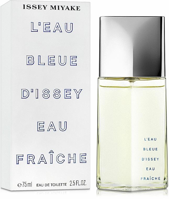 Issey Miyake L'Eau Bleue D'Issey Eau Fraiche - Eau de Toilette — Bild N2