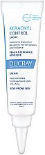 Düfte, Parfümerie und Kosmetik Regulierende Gesichtscreme gegen Akne, Mitesser und überschüßigen Talg - Ducray Keracnyl Control Cream