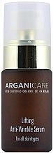 Düfte, Parfümerie und Kosmetik Anti-Falten Liftingserum für das Gesicht - Arganicare Lifting Anti-Wrinkle Serum