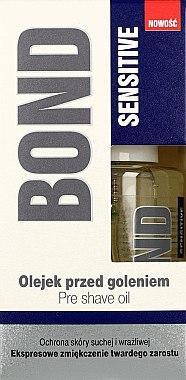 Pre-Shave Öl - Bond Sensitive Pre Shave Oil — Bild N1