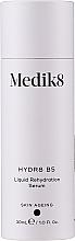 Düfte, Parfümerie und Kosmetik Aufweichendes und feuchtigkeitsspendendes Gesichtsserum mit Hyaluronsäure und Vitamin B5 - Medik8 Hydr8 B5 Liquid Rehydration Serum